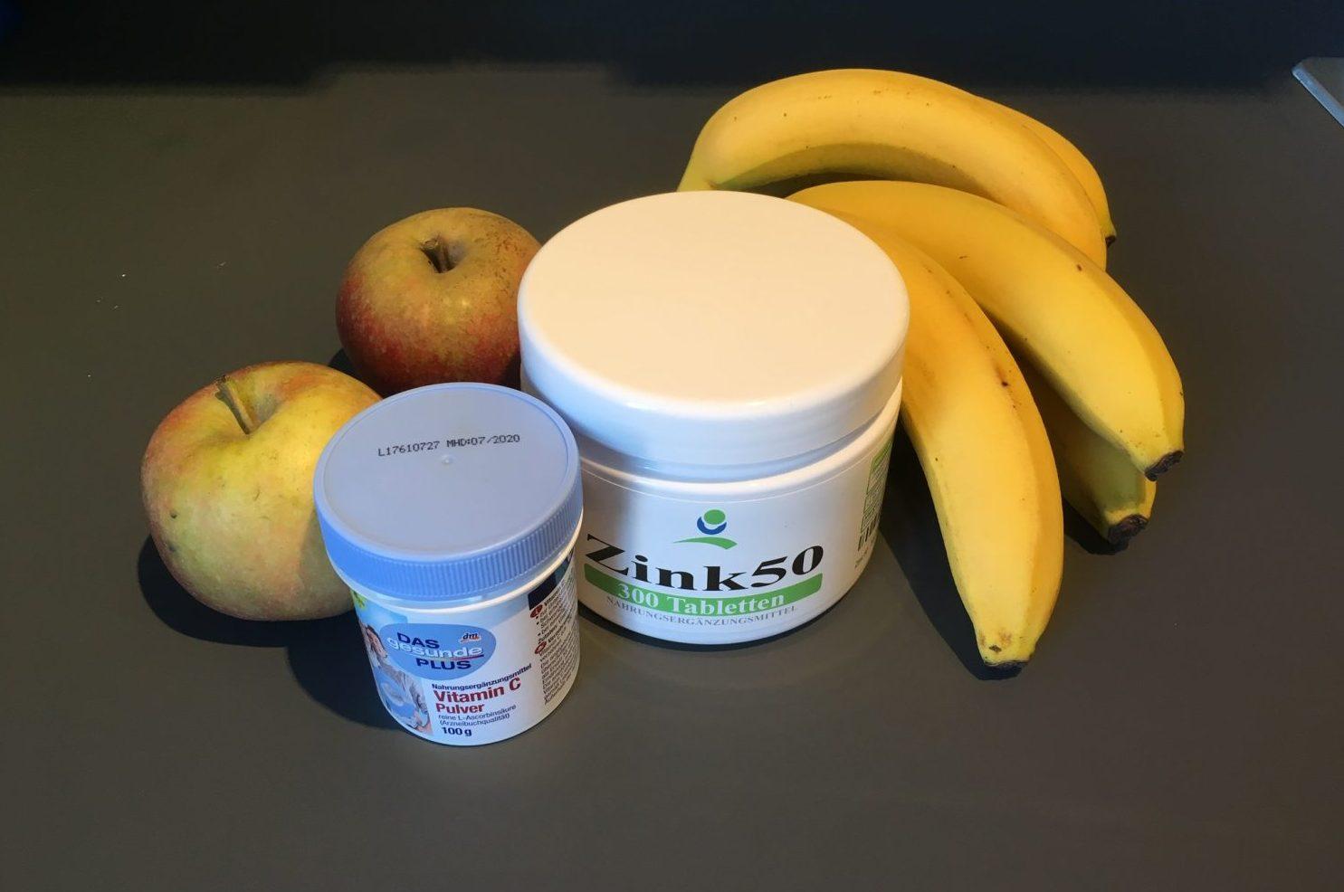 vitamin c und zink reduziert auftreten und dauer von erk ltungen kraft und konditionstraining. Black Bedroom Furniture Sets. Home Design Ideas